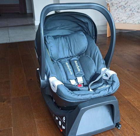 Sprzedam fotelik Baby Safe York z bazą Isofix