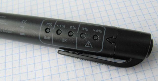Индикатор тестер пригодности тормозной жидкости автомобиля