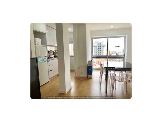 760MM_T1+1_AR Arrendamento Apartamento T1+1 - Vila Nova de Gaia