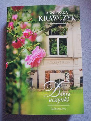 Dobre uczynki - Agnieszka Krawczyk
