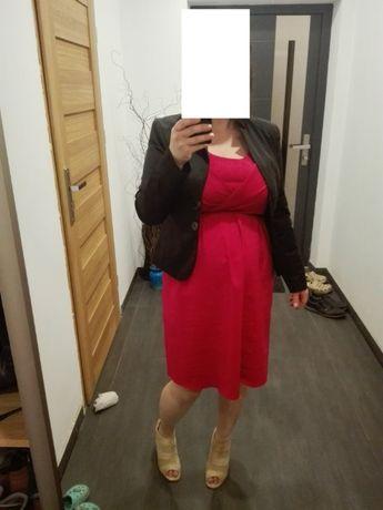 Sukienka ciazowa i do karmienia rozmiar L