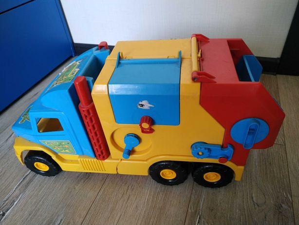 Машинка Wader (мусоровоз)