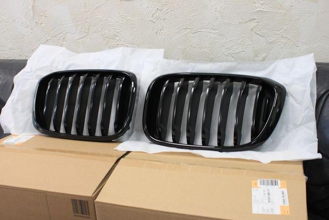 Grill Atrapa Nerki M-PERFORMANCE BMW X4 G02 Oryginalny czarny