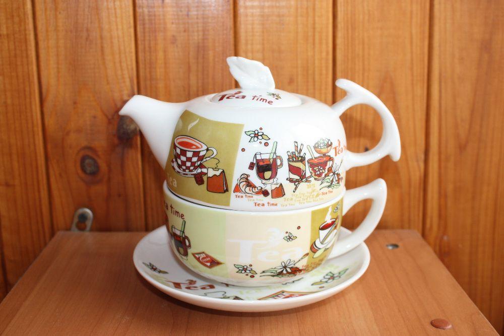 """НОВЫЙ Набор для чая """"Чай для одного"""" Киев - изображение 1"""