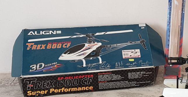 Продам вертолет T-REX 600 cf новый