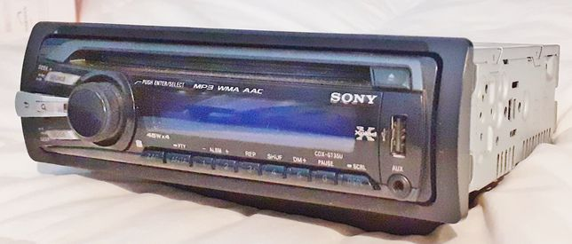 Sony CDX-GT35U Leitor Cd's e USB 4X45W