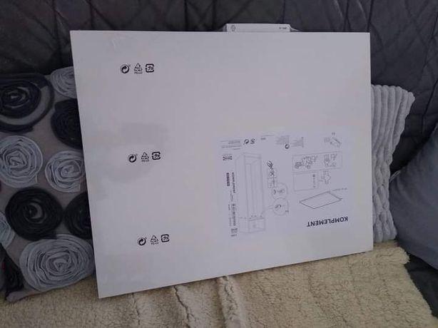 Półka biała Ikea pax komplement 58 cm rezerwacja