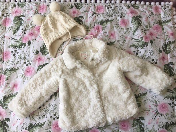 Куртка весняна для дівчинки