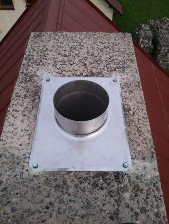 Frezowanie techniką diamentową uszczelnianie remont komina