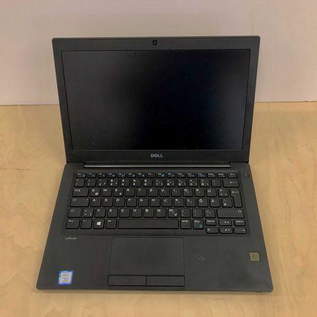 """Laptop Dell Latitude 7280 12,5"""" HD  I5-6300u 16GB 256GB SSD W10PRO"""