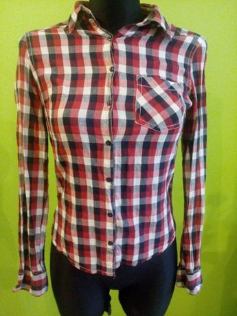 Bluzka koszulowa XS