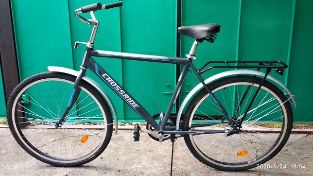 """Велосипед городской (дорожный) - Crossride Comfort 28"""""""