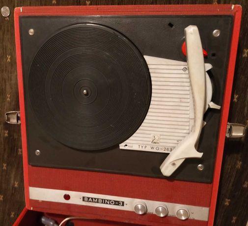 gramofon Bambino 3