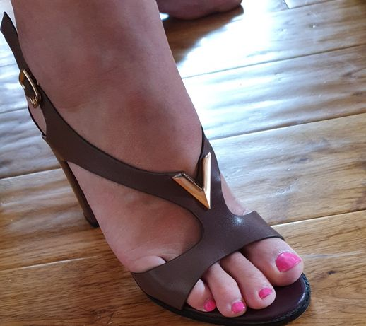 Sandały, buty rozmiar 38