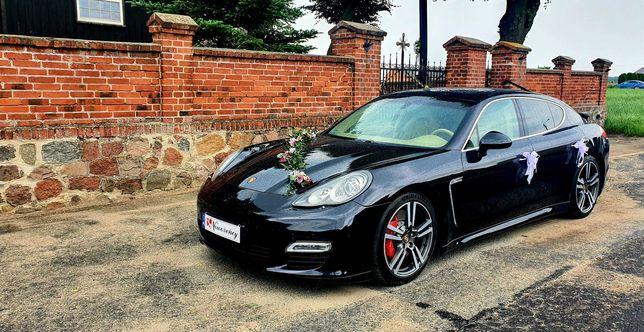 Wyjątkowe auta do Ślubu : Porsche Panamera, Cayenne, Audi A8