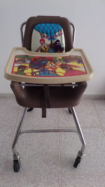 Conjunto bebe cadeira carro e mesa