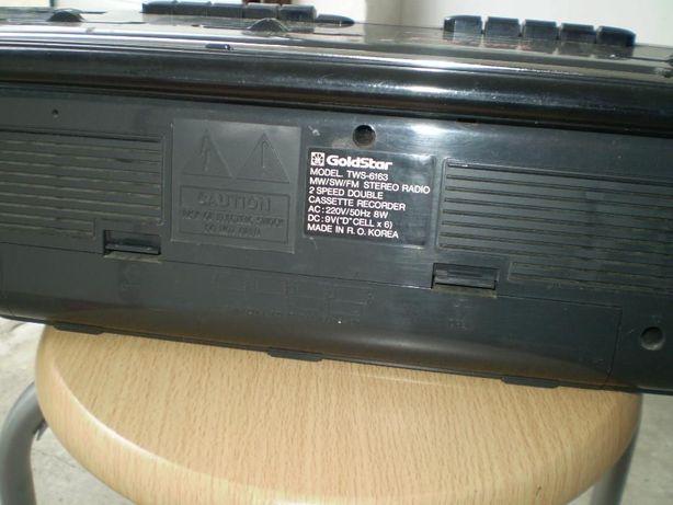 Sprzedam radiomagnetofon GoldStar TWS-6163