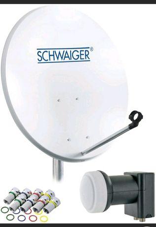 Antena satelitarna Schwaiger 714470 Nowa!