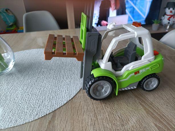 Wózek widłowy dicke