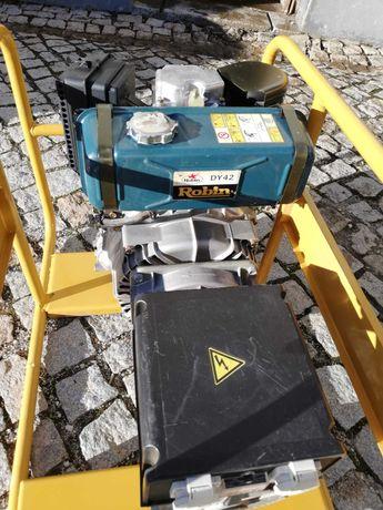 Gerador Monofásico Diesel Robin RC65D