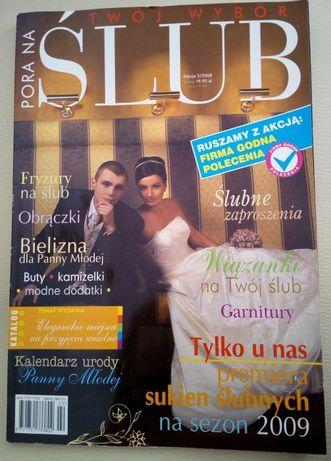 pora na ślub edycja 2/2008