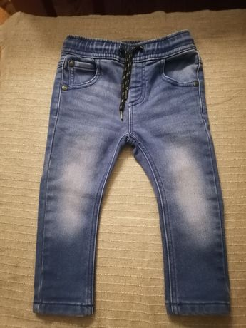 Spodnie jeansowe 80cm