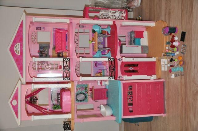 Wymarzony domek ogromna willa BARBIE FFY84 Mattel