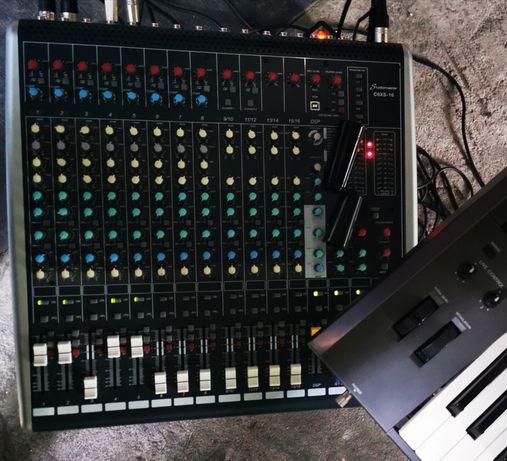 Mixer Studio Master C6XS16 super stan!