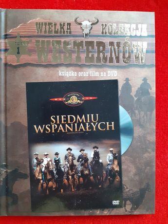 Siedmiu Wspaniałych film dvd