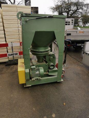 Rozdrabniacz na odpady rębak Zeno LL350 odpady drewniane