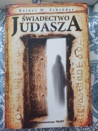 Świadectwo Judasza thriller historyczny