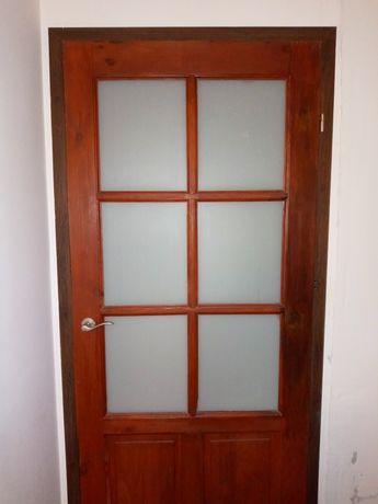 Drzwi wewnętrzne z regulowana oscieznica