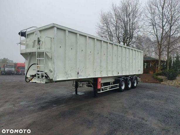 General Trailers Benalu Wywrotka 60m3 Lekka Cała Aluminiowa