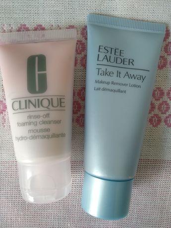 Демакияж Лосьон мусс для снятия макияжа estee lauder Clinique клиник