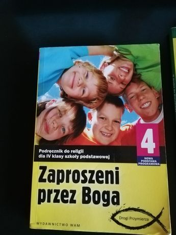 """Książki do religii """"KOCHAMY PANA JEZUSA"""""""