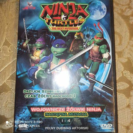 Film Ninja Turtles Wojownicze żółwie ninja następna mutacja 1-4
