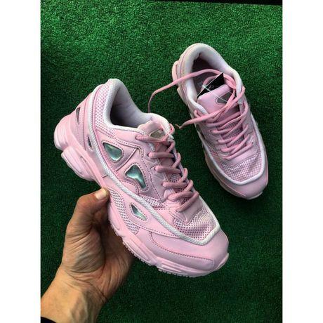 Розовые кросовки Baas