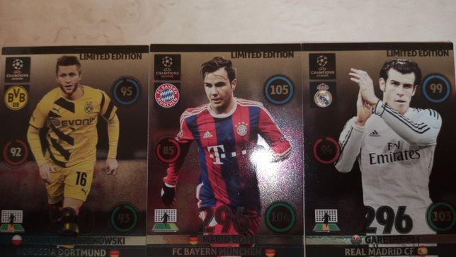 karty piłkarskie 2014/15 Update