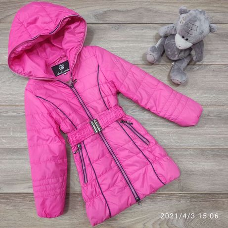 Распродажа! Демисезонная куртка! Весенняя куртка для девочек 9-11 лет