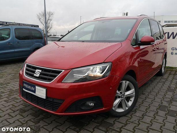 Seat Alhambra 2.0 TDI Style Advanced DSG 4X4