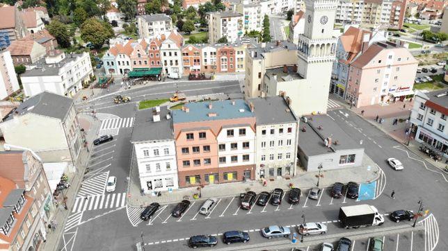 Lokal usługowy 150,89 m² - ul. Rynek 40 (Nowy Budynek)