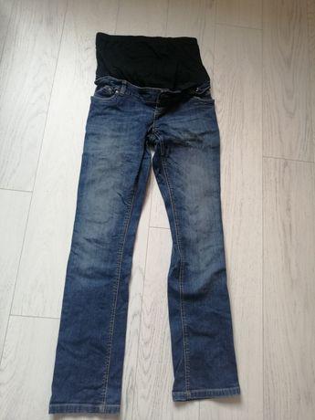 Spodnie ciążowe 42