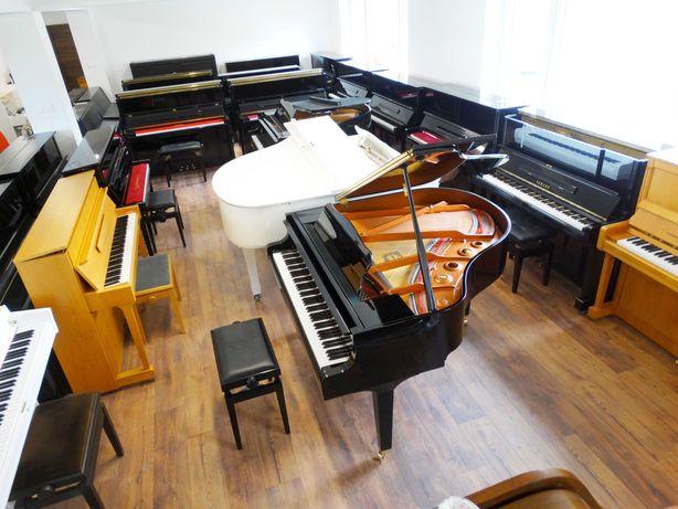Fortepian Pianino Yamaha GB1 czarny od PianoDesign