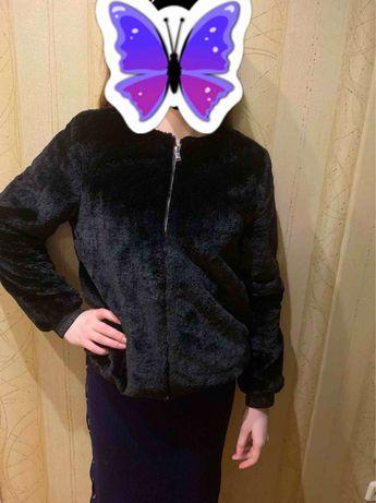 Куртка из искуственного меха H&M