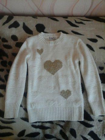 Модний светр/свитер/ для дівчинки.