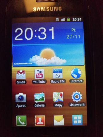 Samsung Galaxy Mini 2 Gt-s 6500d