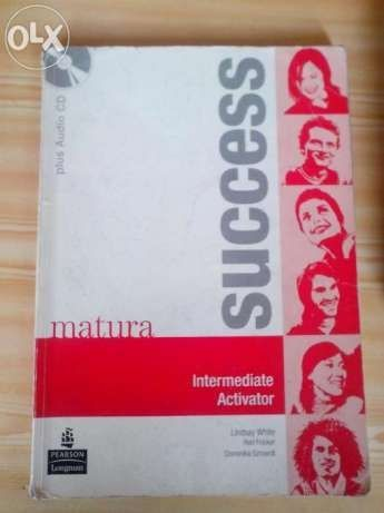 """Matura Success Intermediate Activator"" L. White"