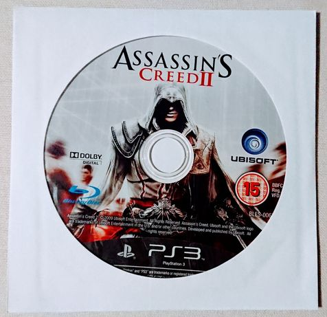 Assassin's Creed 2 gra PS3 PlayStation 3 TANIO !