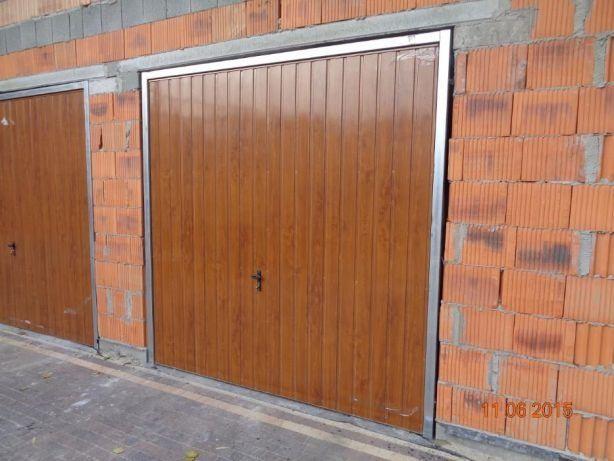 Brama garażowa Drzwi do muru Bramy garażowe prosto od PRODUCENTA Gdańsk - image 1
