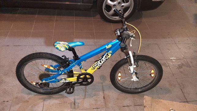Rower dziecięcy Scott voltage JR20